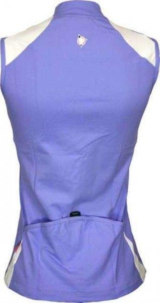 Nalini PRO sleeveless jersey RAFANO for girls - violet