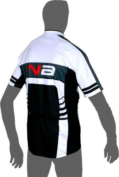 Nalini PRO PHANTOM MTB-Kurzarmtrikot weiß (E16-4020)
