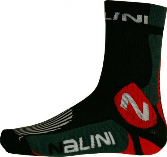 NALINI PRO Radsport-Coolmax-Socken PODAGRIA schwarz
