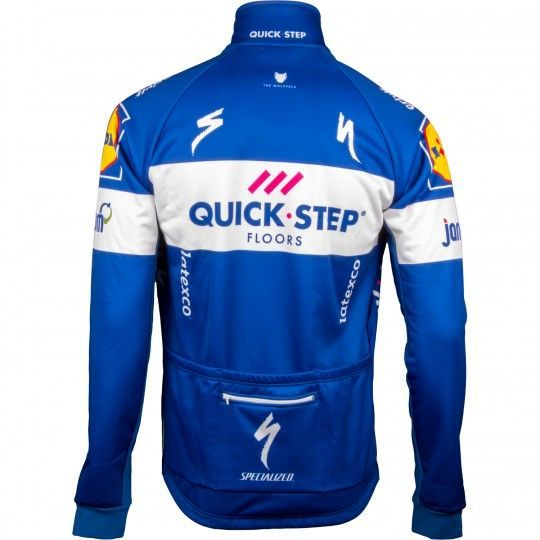 Quick-Step Floors 2018 Winterjacke 3