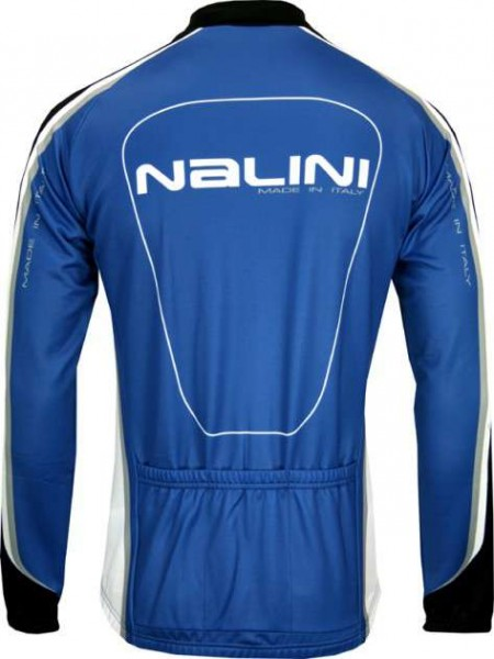 Nalini Basic long sleeve jersey SACCARINA blue