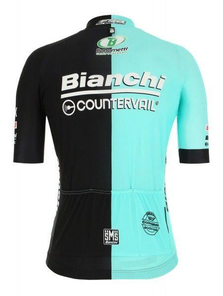 Bianchi Countervail 2019 Radtrikot kurzarm 3