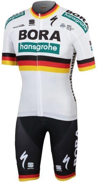 BORA-hansgrohe deutscher Meister 2019 Radsport Set