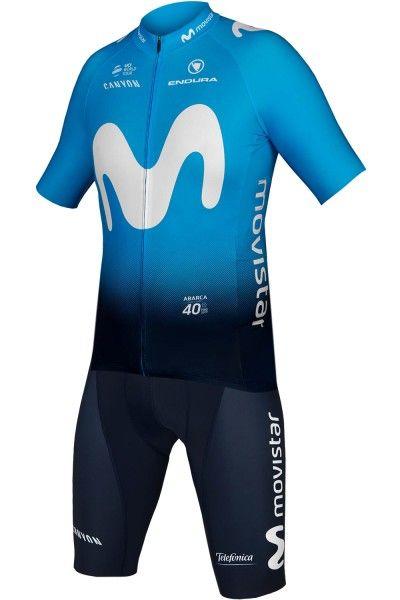 Movistar 2019 Radsport Set