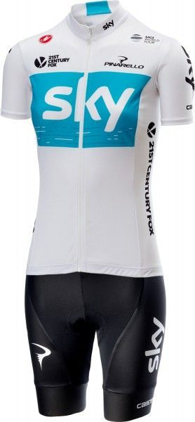 Team Sky 2018 Fan Damen Set 1