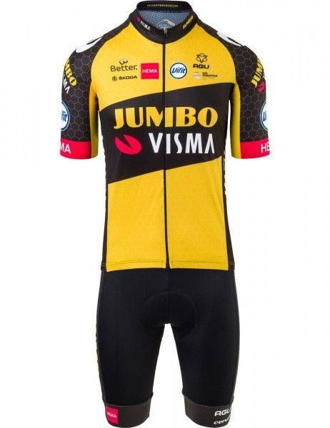 TEAM JUMBO - VISMA 2021 Radsportset 1