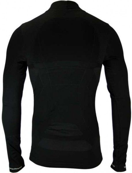 Nalini TRAILL long sleeve singlet black