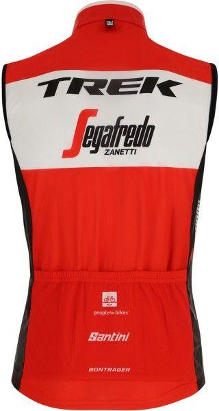 TREK - SEGAFREDO 2019 Fahrradweste - Santini Radsport-Profi-Team Größe XL (5)