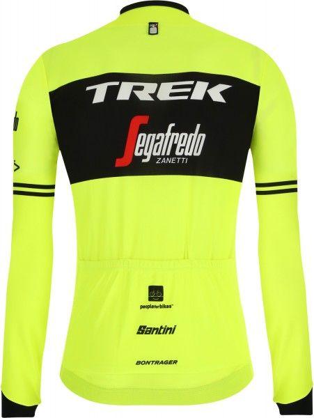 Trek - Segafredo 2019 training edition Radtrikot lang 3