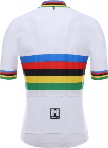UCI Straßenrad Weltmeister 2018 Radtrikot 3