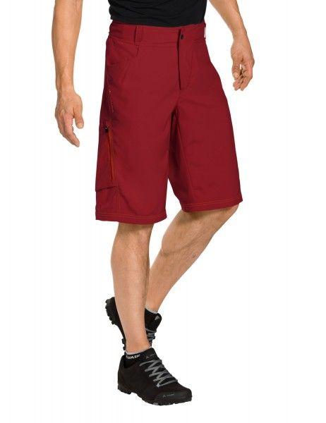 Vaude Ledro Shorts Bike Shorts salsa 3