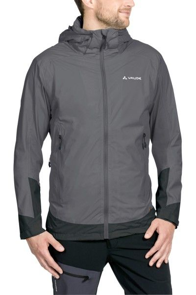 Vaude KOFEL LW Jacket Outdoorjacke iron 3