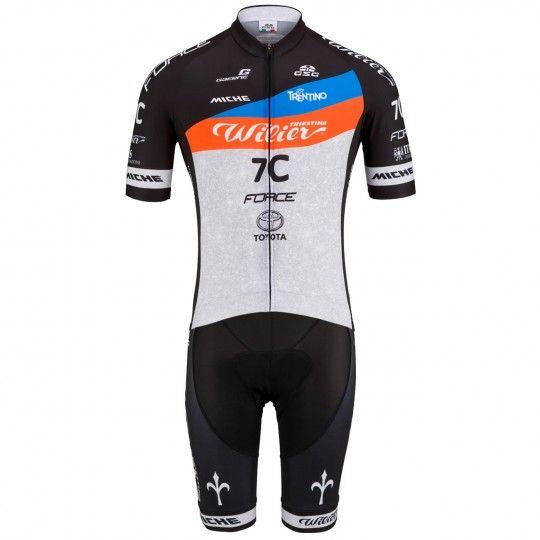 Wilier Force 7C MTB Team 2021 Radsport Set