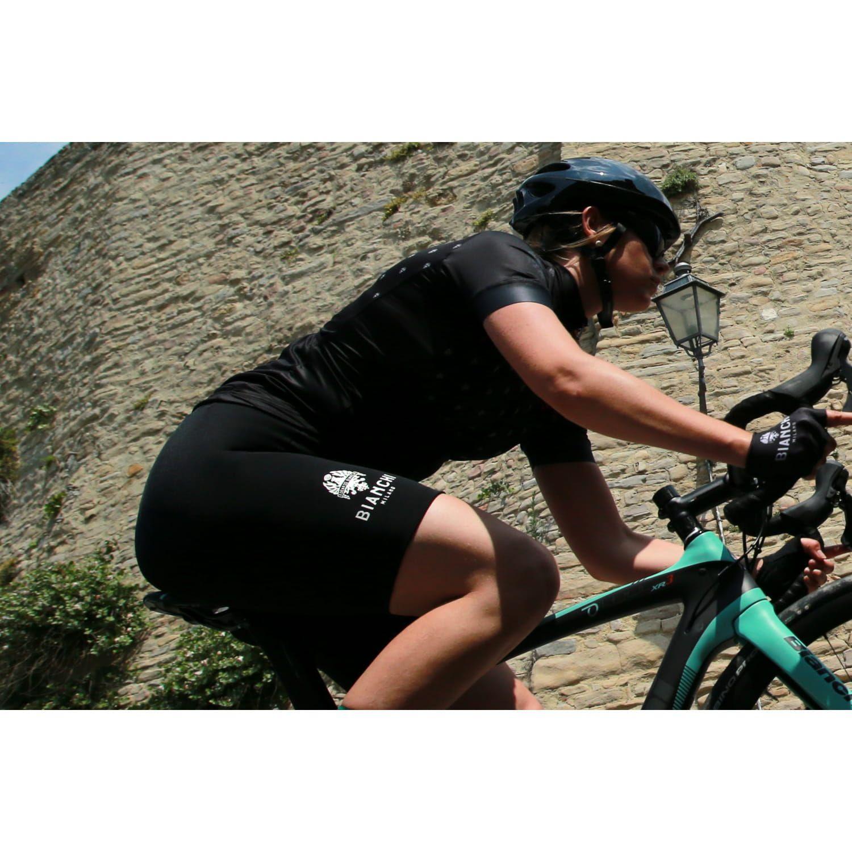 Bianchi Milano ISCA womens cycling jersey black (E19-4000). Next 0a5f89c37