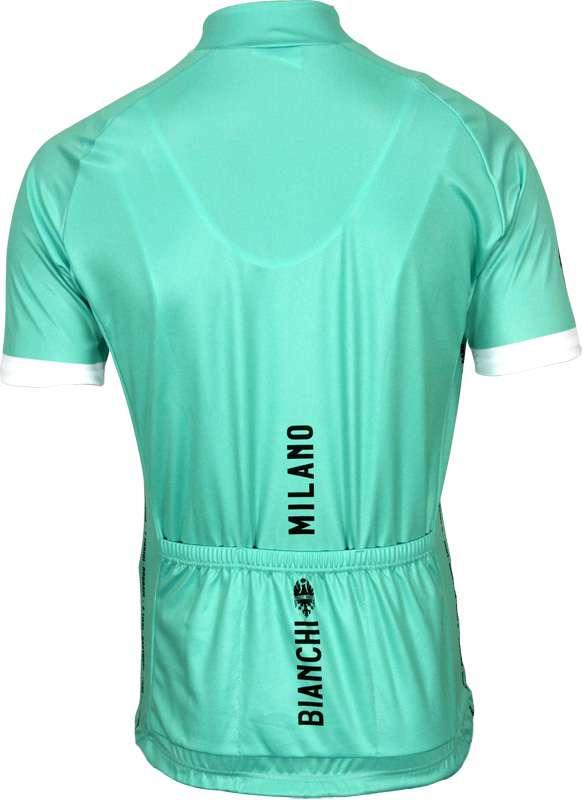 9380dacb5 Bianchi Milano cycling set (short sleeve jersey PRIDE + strap trousers  VICTORY) Grandi Classiche. Next