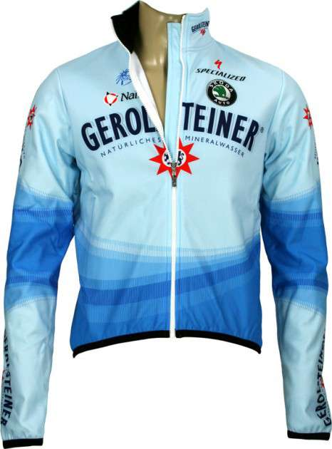 b73b083b3 Gerolsteiner 2006 Skoda jacket winterjacket - Nalini professional cycling  team. Next