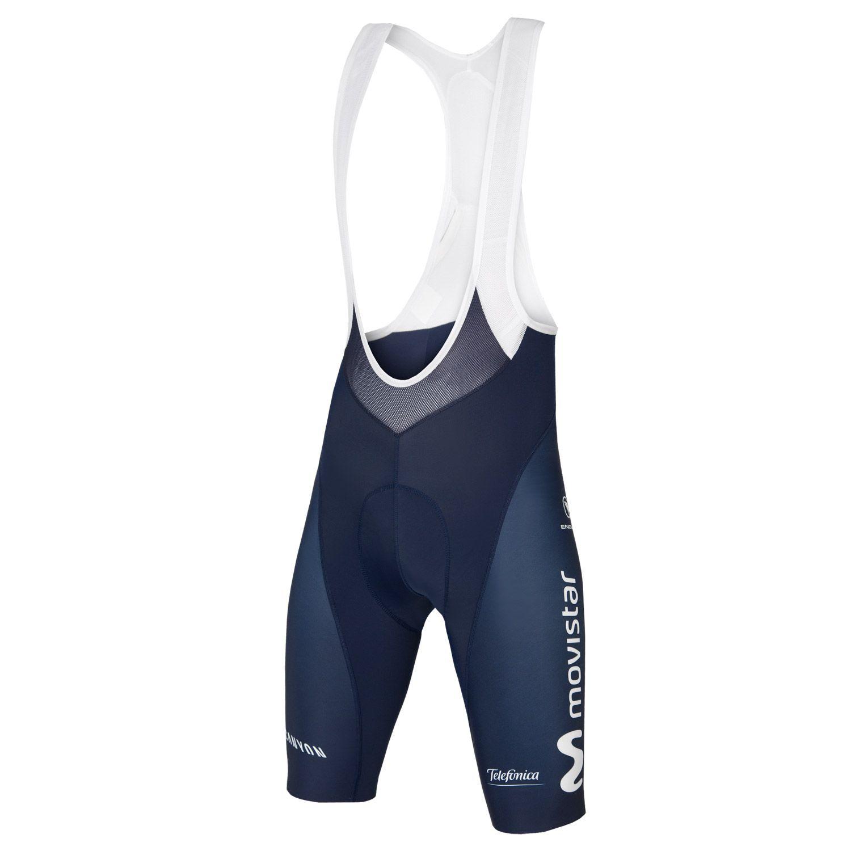 MOVISTAR 2018 set (jersey + bib shorts) - Endura professional cycling team.  Next 00a708c8d