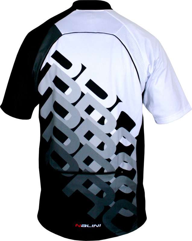 Nalini PRO INFINITY mtb - short sleeve jersey black. Next dc0147547