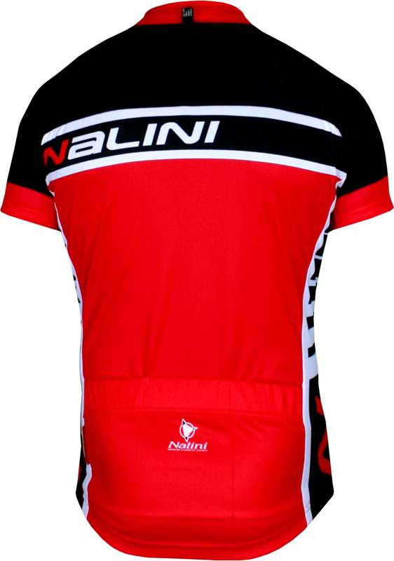 Nalini PRO TESCIO short sleeve jersey red. Next 276eca31e