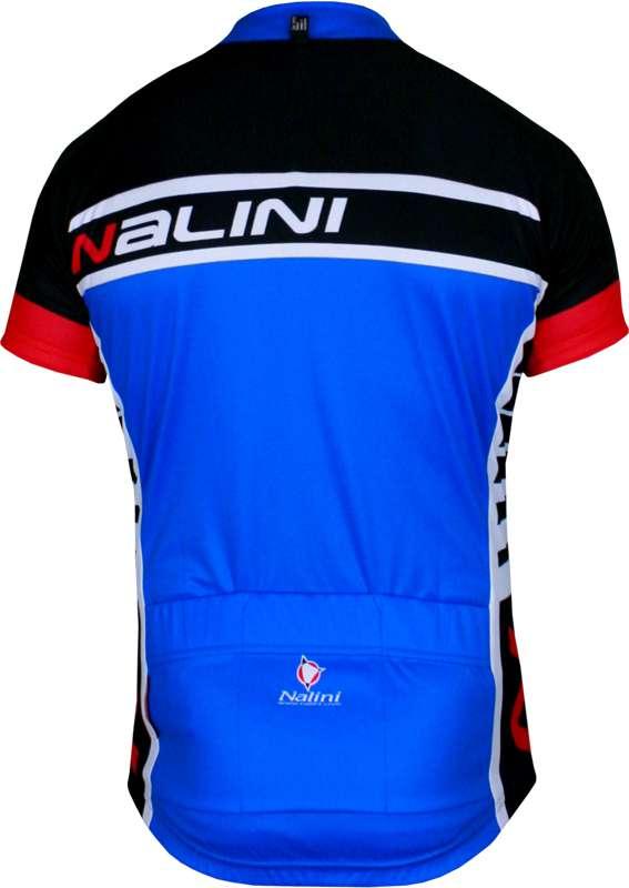 Nalini PRO TESCIO short sleeve jersey blue. Next ef1bf9e7a