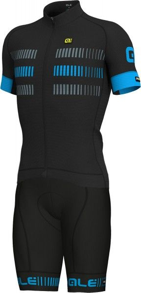 Alé STRADA Radsport Set blau