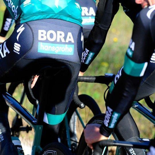 BORA-hansgrohe 2019 Trägerhose kurz - Sportful Radsport-Profi-Team Größe M (3)