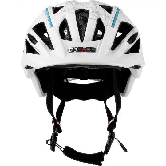 Casco ACTIC 2 FEMME Fahrradhelm weiß/blau 3