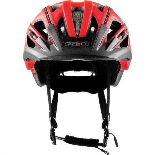 Casco ACTIV 2 Fahrradhelm rot/anthrazit matt 3