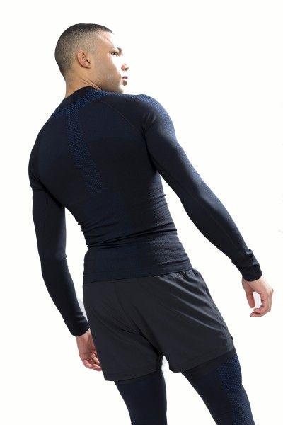 craft warm intensity langarm unterhemd schwarz blau 4