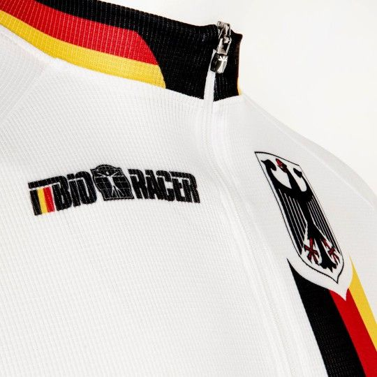Deutschland Nationalteam 2020 Radtrikot kurzarm 4
