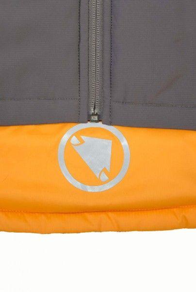 Endura Urban FlipJak II Isolations-Wendejacke grau/orange 4