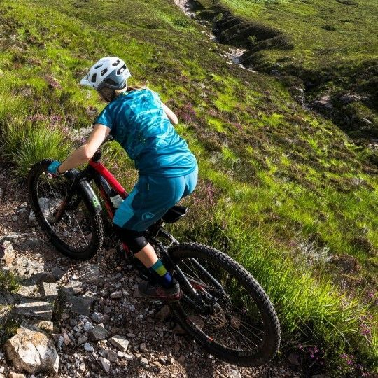 Endura SINGLETRACK Bike Shorts aquamarin 4
