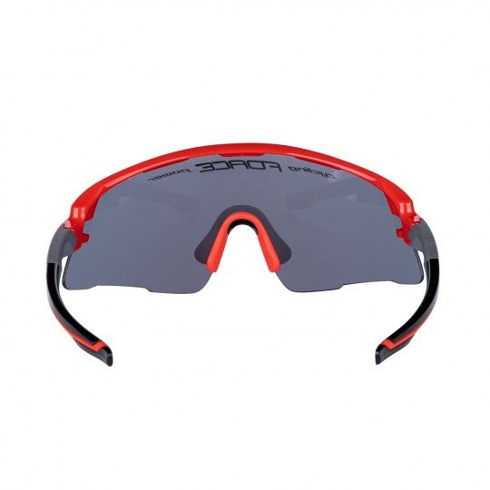 Force AMBIENT Rad- / Sportbrille rot/grau 4