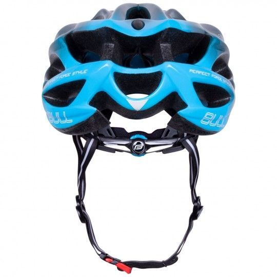 Force BULL HUE Fahrradhelm schwarz/blau 4