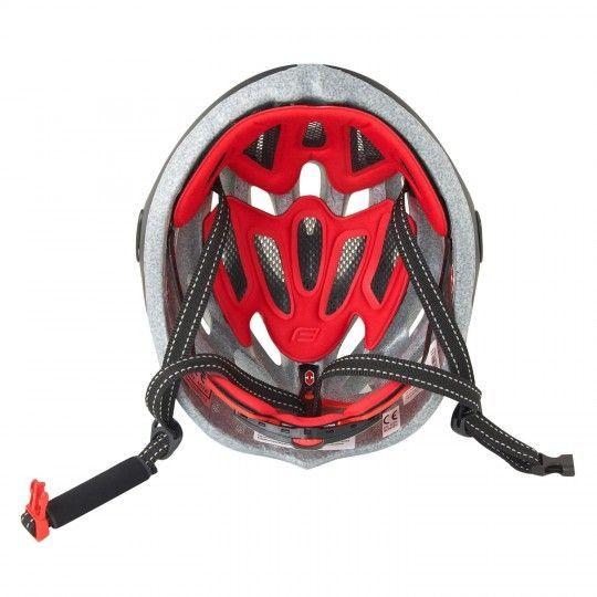 Force ROAD Fahrradhelm schwarz matt 4