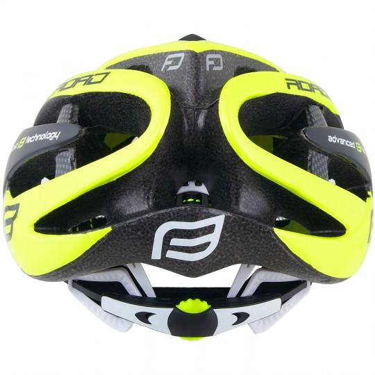 Force ROAD Fahrradhelm neon gelb 4