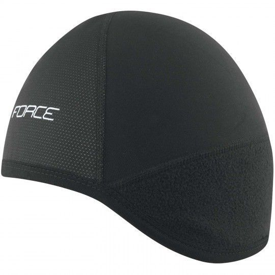 Force WINTER UNDER HAT cycling helmet liner black (90310)