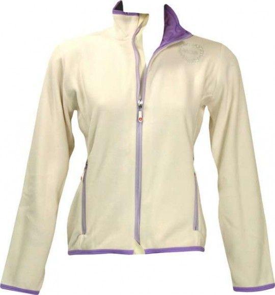 Nalini PREMIUM/MOA lifestyle fleece jacket LAPTEN pina colada