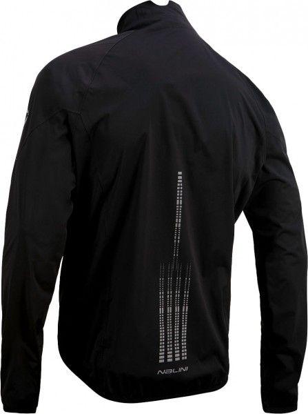Nalini PRO ACQUA JKT 2.0 Fahrrad Regenjacke schwarz (E19-4000) Größe XXL (6)