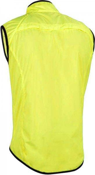 Chalecos ARIETTA (full season, amarillo neón) de Nalini PRO (E19-4050)