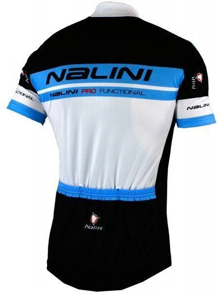 Nalini KENTY short sleeve cycling jersey black/blue (E19-5292S)