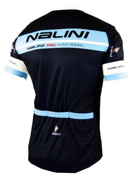Nalini Kenty Radtrikot kurzarm blau/schwarz 2