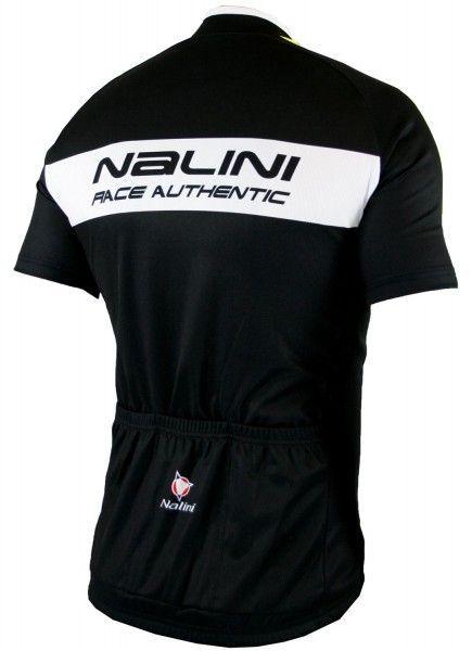 Nalini LUCSTER Radtrikot kurzarm schwarz/neongelb (E19-5000S) Größe XXXXL (8)