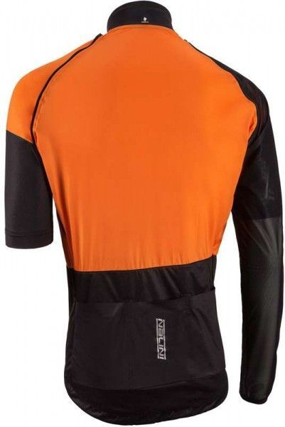 Nalini Zippoffjacke Combi Wind Jersey orange 4151 4