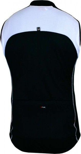 Nalini PRO KARMA TANK Trikot ohne Arm schwarz (E17-4000)