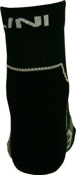 NALINI PRO Radsport-Coolmax-Socken NICOTANIA schwarz L-XL (42-45 / 8-11.5)