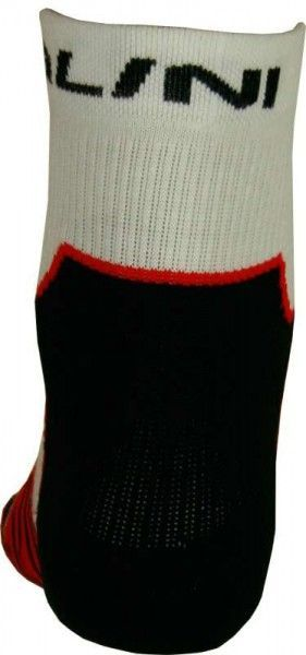 NALINI PRO Radsport-Coolmax-Socken NICOTANIA weiß