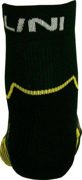 NALINI PRO Radsport-Coolmax-Socken NICOTANIA gelb XXL (46-47 / 12-12.5)