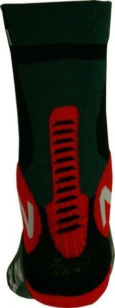 NALINI PRO Radsport-Coolmax-Socken PODAGRIA schwarz L-XL (42-45 / 8-11.5)
