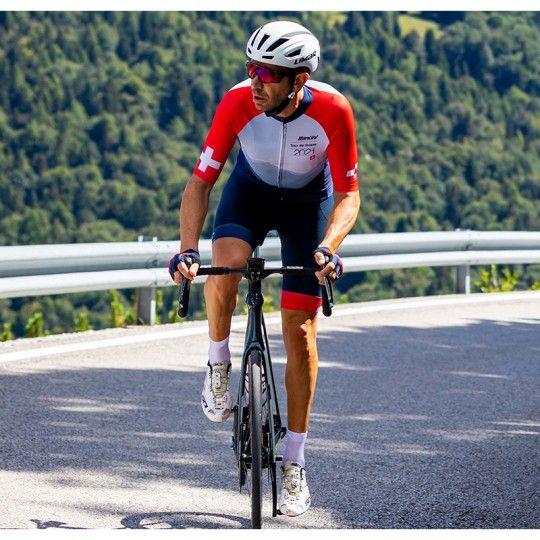 Tour de Suisse 2021 Berg Radtrikot kurzarm 6